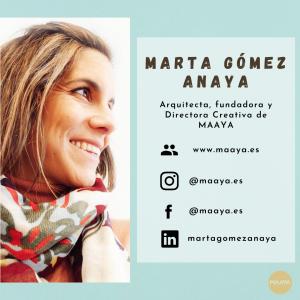 Claves de emprendimiento con Marta Gómez