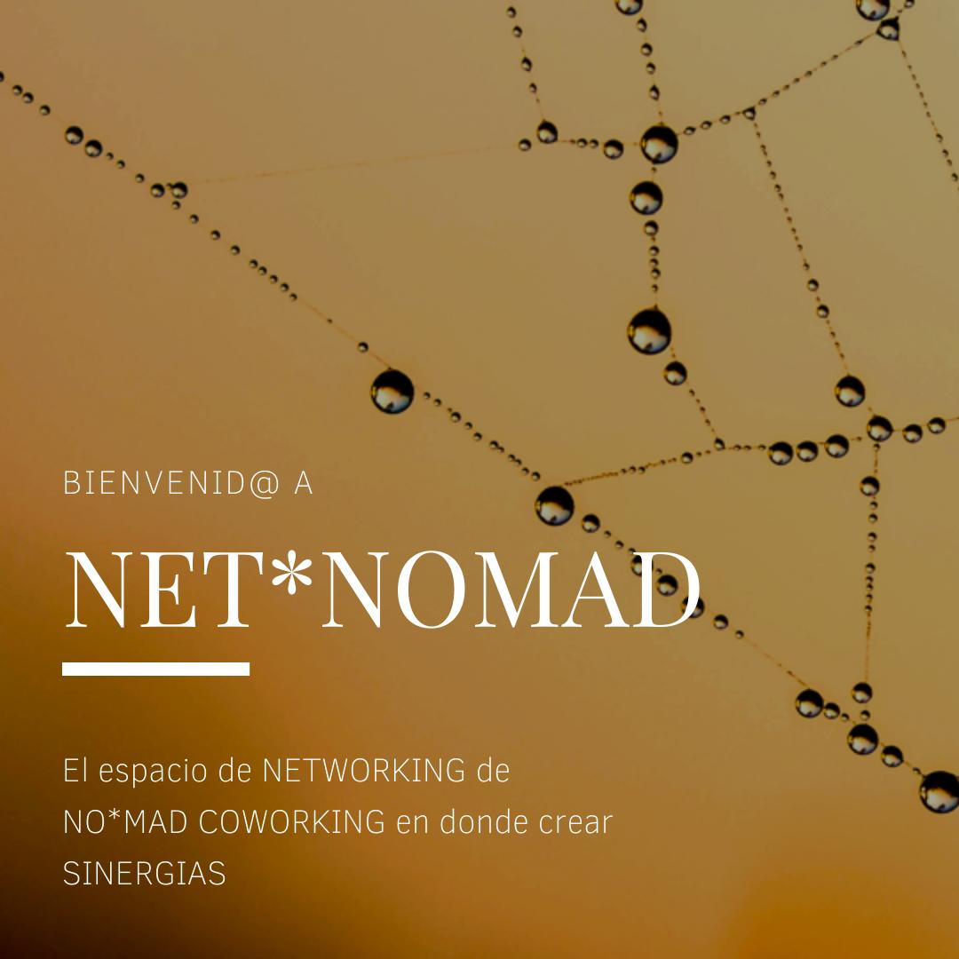 NET*NOMAD el networking de nomad coworking