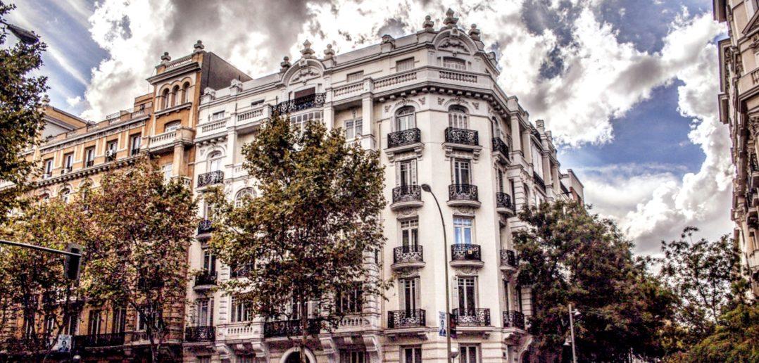 Barrio salamanca de Madrid