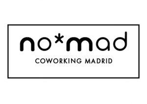 LOGO NOMAD COWORKING MADRID