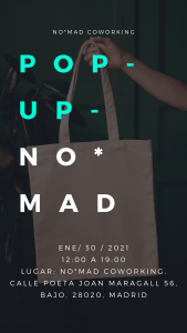 NOMAD COWORKING POP UP