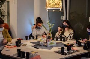 nomad coworking madrid cata de vinos